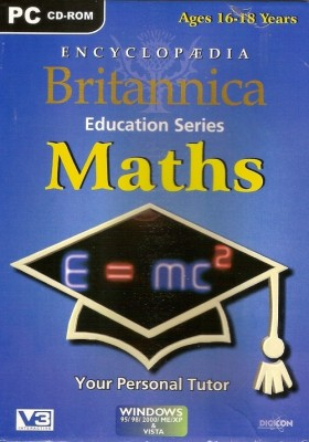Britannica ENCYCLOPEDIA BRITANNICA MATHS (Ages 16-18)