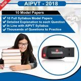 Entranceindia.com AIPVT 2018 Model Paper...