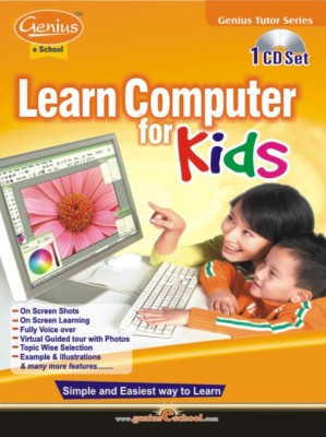 Genius Learn Computer for Kids