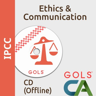 GOLSOnlineCoaching CA IPCC Ethics And Communication Offline