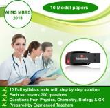 Entranceindia.com AIIMS MBBS 2018 Model ...