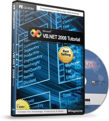 WingsLive VB .NET 2008 Training Videos