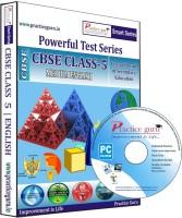 Practice Guru Class 5 - Maths, EVS & English Combo