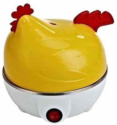 KBs Hen Shaped Unique Egg Cooker(7 Eggs)
