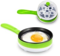 Dragon Multifunctional egg cooker/ streamer/ Boiler/ Frying pan with handle Egg Cooker(6 Eggs)