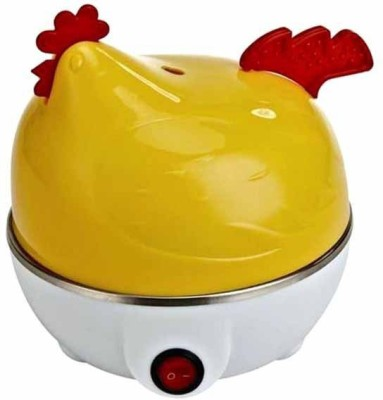 ROYALDEALSHOP Hen 7 Egg Steame Boiler Egg Cooker