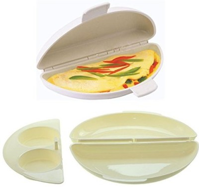 CPEX Microwave Perfect Omelet Pan Egg Cooker