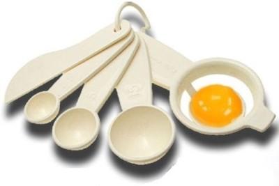 XEEKART yolk Seperator Silicone, Plastic Egg Separator Set
