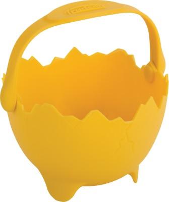 Trudeau SILICONE EGG POACHER - 2 EGGS Silicone Egg Separator