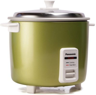 Panasonic SR-WA22H-YT Electric Rice Cooker(2.2 L)