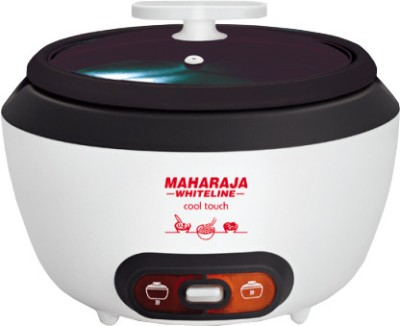 Maharaja-Whiteline-Cool-Touch-(RC-103)-Electric-Rice-cooker