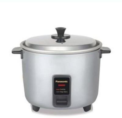 Panasonic Wa10[Z9]Silver Electric Rice Cooker
