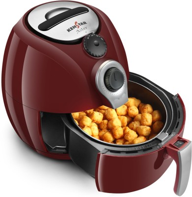Kenstar Oxy Fryer(3 L, Cherry Red)