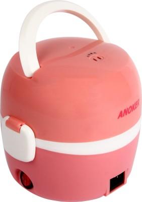 Bright Cove Food Steamer Food Steamer(1 L, Pink)