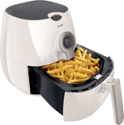 Philips HD 9220/53 Air Fryer(0.8 L, White, Black)