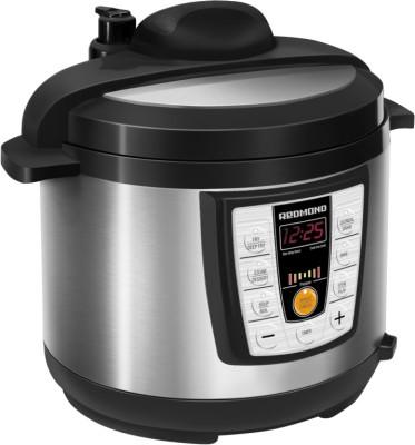 REDMOND RMC-PM4506E, Digital pressure smart multicooker Rice Cooker, Deep Fryer, Slow Cooker, Food Steamer