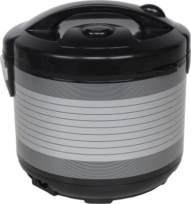 Nikitasha NT-RC-020 Electric Rice Cooker with Steaming Feature