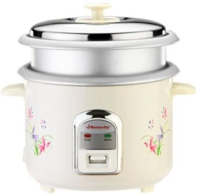 Butterfly Cylindrical Electric Rice Cooker