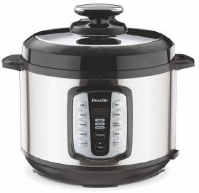 Preethi-TOUCH-5-Litres-Electric-Rice-Cooker
