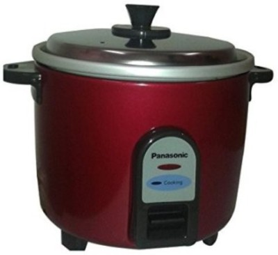 Panasonic Wa10z9 Burgandy Electric Rice Cooker