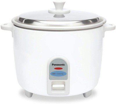 Panasonic SR-WA 22 (J) Electric Rice Cooker(2.2 L, White)