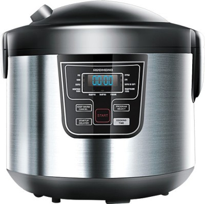 REDMOND RMC-M20E, Digital smart multicooker Rice Cooker, Deep Fryer, Slow Cooker, Food Steamer