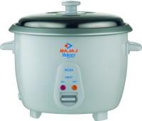 Bajaj Majesty RCX 5 Electric Rice Cooker(1.8 L, White)