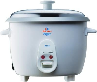 Bajaj RCX 5 Electric Rice Cooker