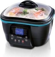 German Pool DFC-818 Rice Cooker, Food Steamer, Slow Cooker, Deep Fryer, Air Fryer