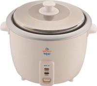 Bajaj Majesty RCX 18 Electric Rice Cooker(1.8 L, White)