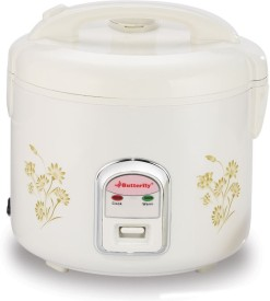 Butterfly TRIERC0046 1.8 Litre Electric Rice Cooker