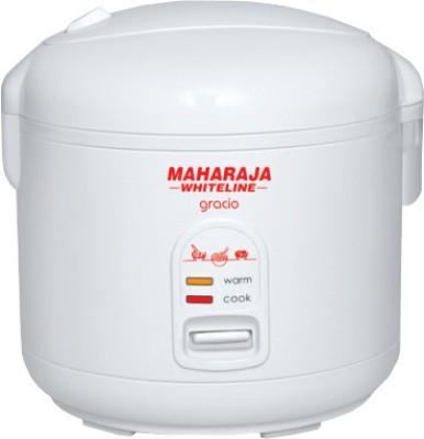 Maharaja Whiteline Gracio RC - 104 Electric Rice Cooker