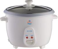 Bajaj Rcx 6 Plus Electric Rice Cooker(1.8 L, White)