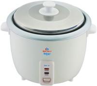 Bajaj RCX 18 Electric Rice Cooker(1.8 L, White)