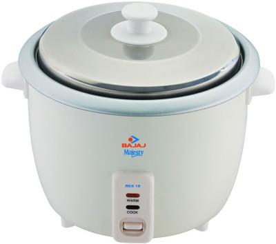 Bajaj RCX 18 Electric Rice Cooker
