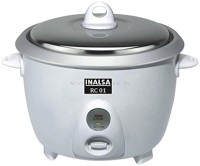 Inalsa RC01 Electric Rice Cooker(1.8 L, White, Pack of 4)