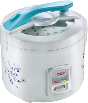 Prestige 42200 Electric Rice Cooker with Steaming Feature