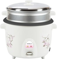 Havells Riso GHCRCBOW070 Electric Rice Cooker with Steaming Feature