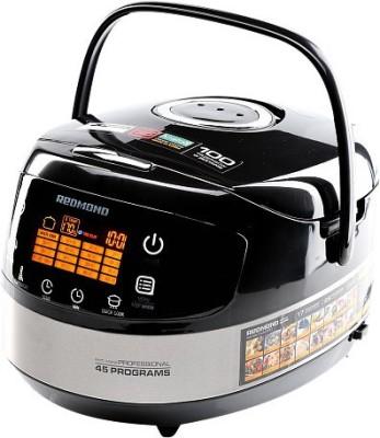REDMOND RMC-M90E, Digital smart multicooker Rice Cooker, Deep Fryer, Slow Cooker, Food Steamer