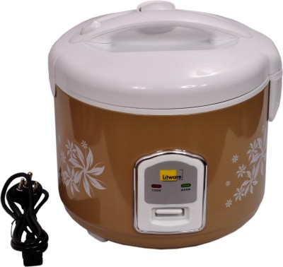 Litware LW-1800 Electric Rice Cooker