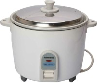 Panasonic SR WA 10 Electric Rice Cooker(1 L, White)