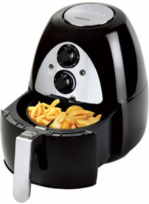 Havells Prolife Air Fryer(2 L, Black)