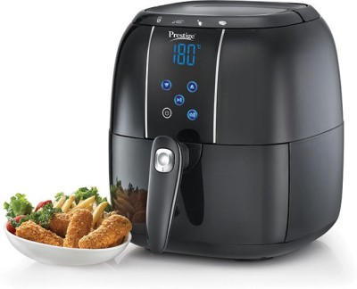 Prestige PAF 1.0 Air Fryer(2.2 L, Black)
