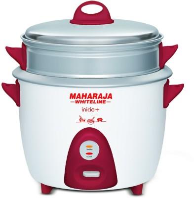 Maharaja Whiteline Inicio Plus Multi Electric Rice Cooker