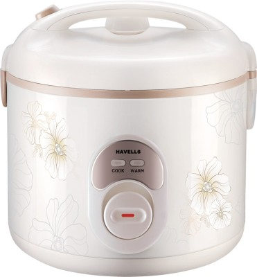 Havells Max Cook Plus 1.8 CL Electric Rice Cooker