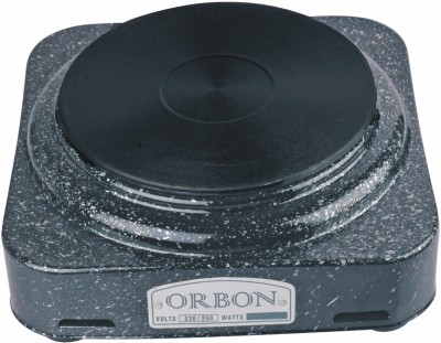 Orbon 1000 Watt Hot Plate Square Electric Cooking Heater(1 Burner)