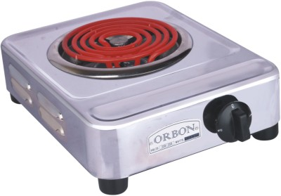 Orbon 2000 Watt G Coil Silver Deluxe Electric Cooking Heater