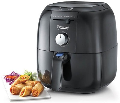 Prestige PAF2.0 Air Fryer(2.2 L, Black)