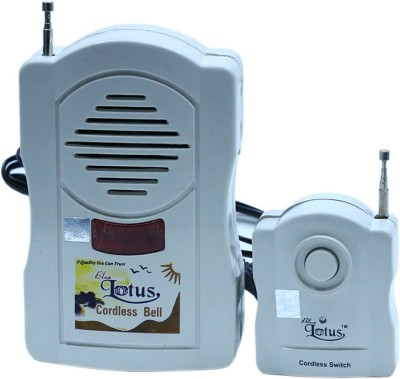 Lotus Bluelotuscb777 Wireless Door Chime