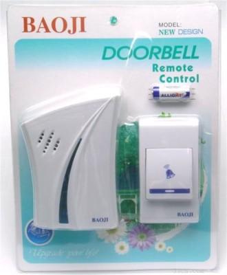 BAOJI Remote control doorbell Wireless Door Chime